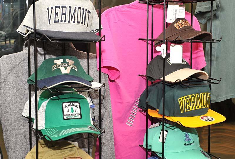 Lovermont802 hats at CityPlace Burlington