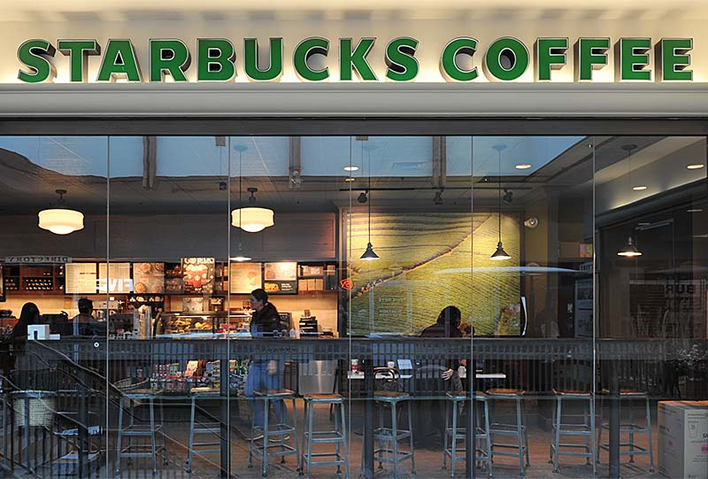 Starbucks at CityPlace Burlington