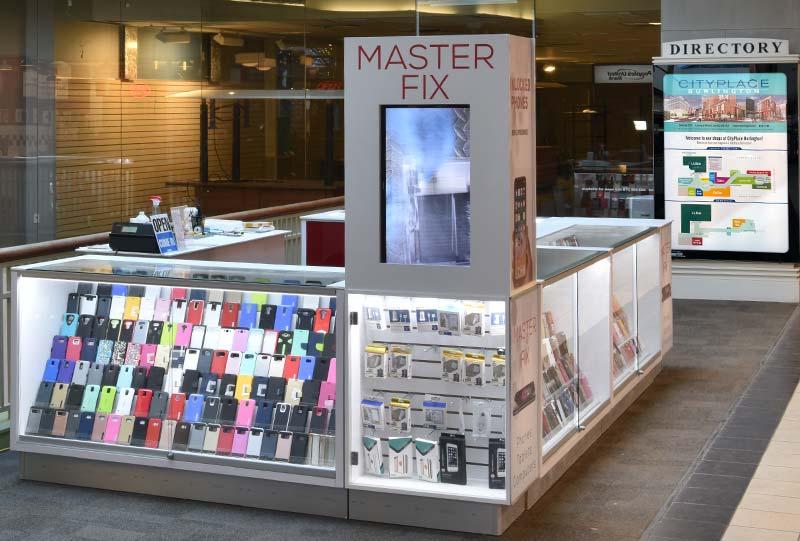 MasterFix at CityPlace Burlington