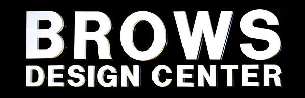 Brows Design Center logo CityPlace Burlington
