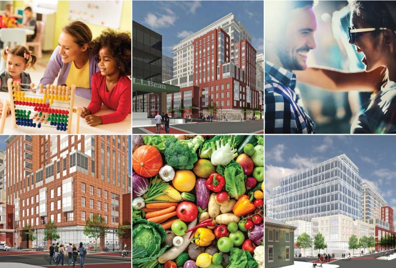 live, work, shop, eat, play, learn at CityPlace Burlington