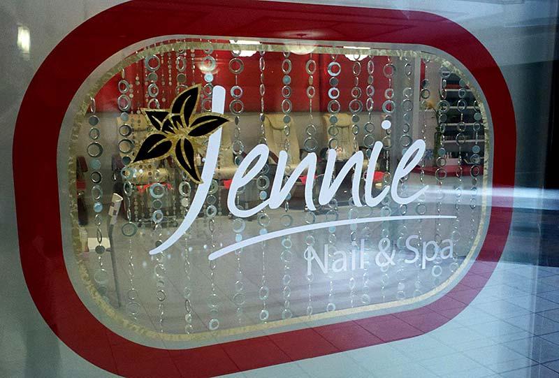 Jennie Nail & Spa CityPlace Burlington