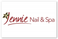 Logo for Jennie Nail & Spa at CityPlace Burlington