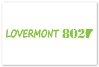 logo for LOVERMONT802 at CityPlace Burlington