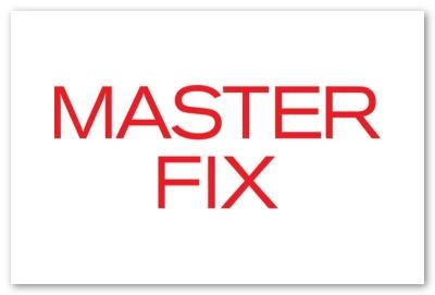 Logo for MasterFix at CityPlace Burlington