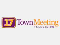 Channel 17 Town Meeting TV logo