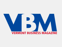 Vermont Business Magazine logo