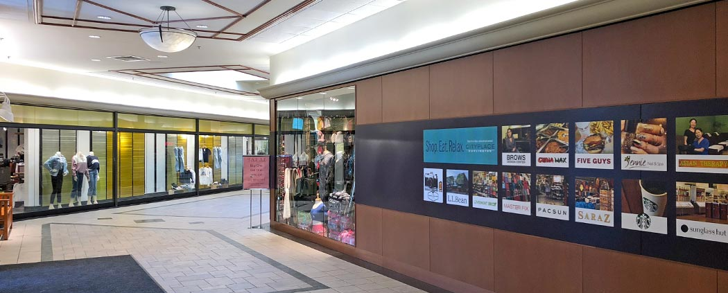 Photo of interior of The Shops at CityPlace Burlington