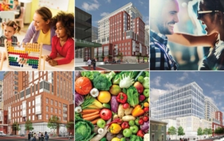 live, work, shop, eat, play, learn at CityPlace Burlington