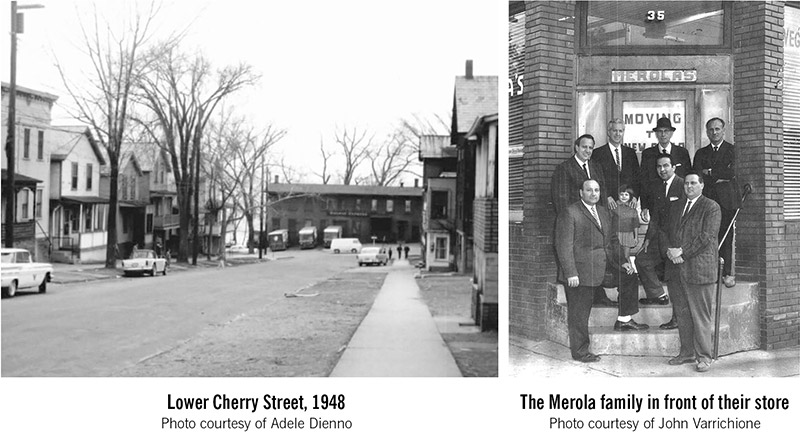 1948 Cherry Street and Little Italy